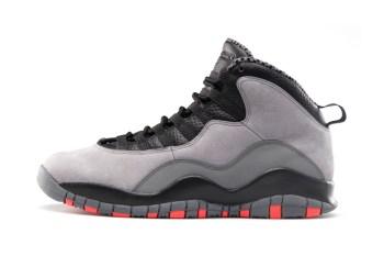 "Air Jordan 10 Retro ""Cool Grey"""