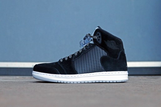Air Jordan Prime 5 Black/Wolf Grey/White