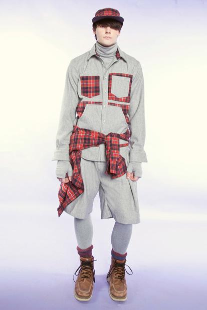 Alder New York 2014 Fall/Winter Lookbook