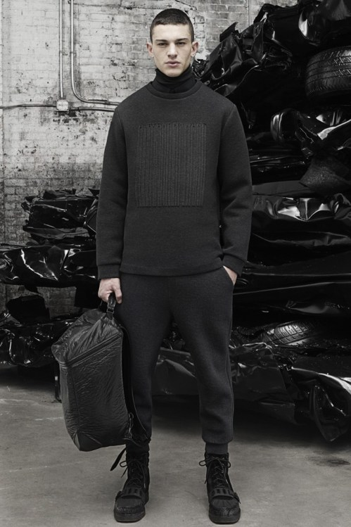 Alexander Wang 2014 Fall/Winter Collection