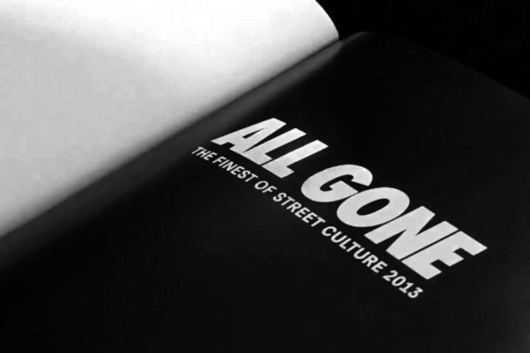 All Gone 2013 Book Launch @ colette Recap Video