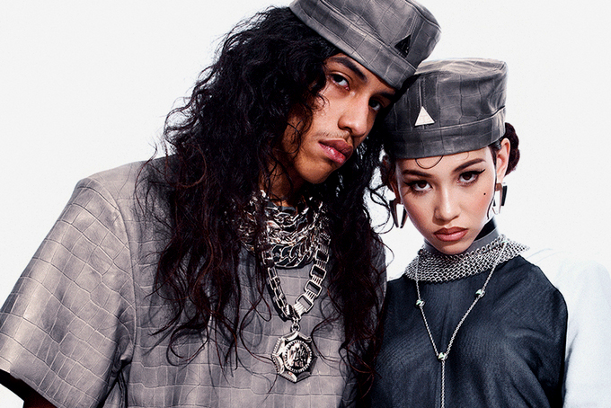 "AMBUSH 2014 Spring/Summer ""NU ORDER"" Collection"
