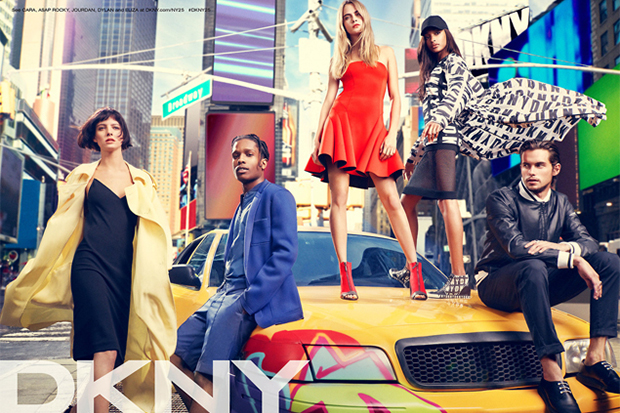 A$AP Rocky Features in DKNY's Latest Campaign