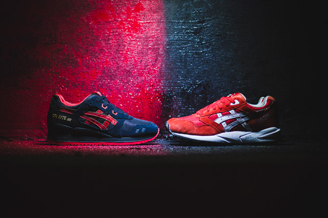 "ASICS 2014 Valentine's Day ""Lovers & Haters"" Pack"