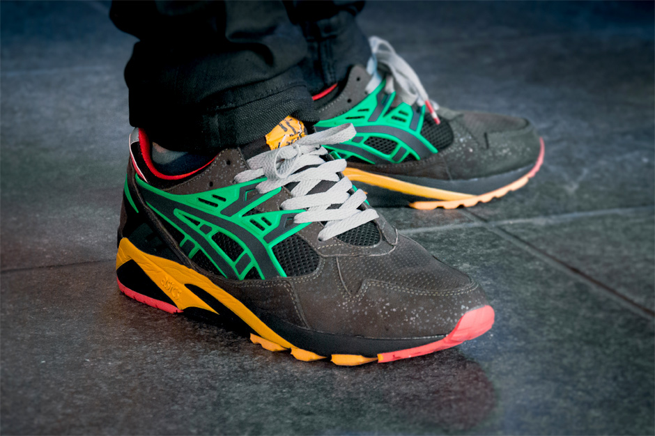 """Packer Shoes x ASICS Gel-Kayano Trainer """"All Roads Lead to Teaneck"""""""