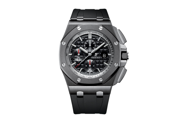 Audemars piguet royal oak offshore chronograph 44mm ceramic hypebeast for Royal oak offshore ceramic