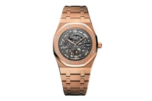 Audemars Piguet Royal Oak Openworked Extra-Thin Rose Gold