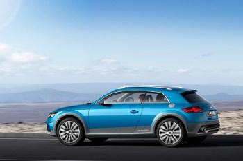 Audi Allroad Shooting Brake E-Tron Quattro Concept