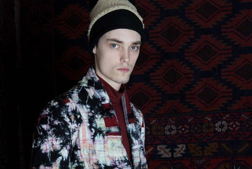 audience by PETROU\MAN 2014 Fall/Winter Lookbook