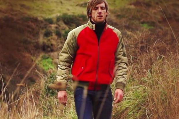 "Baracuta Blue Label 2014 Fall/Winter ""The Journey"" Video"