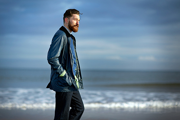 Barbour 2014 Spring/Summer Lookbook by End