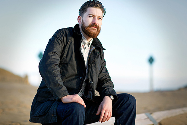 barbour 2014 springsummer lookbook by end