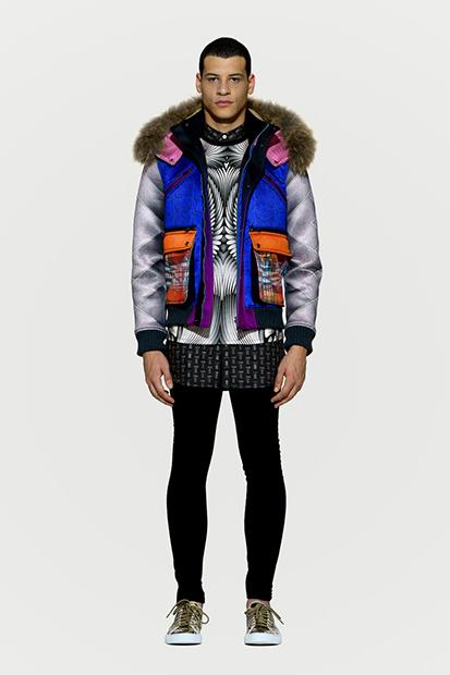 Basso & Brooke Studio 2014 Fall/Winter Lookbook