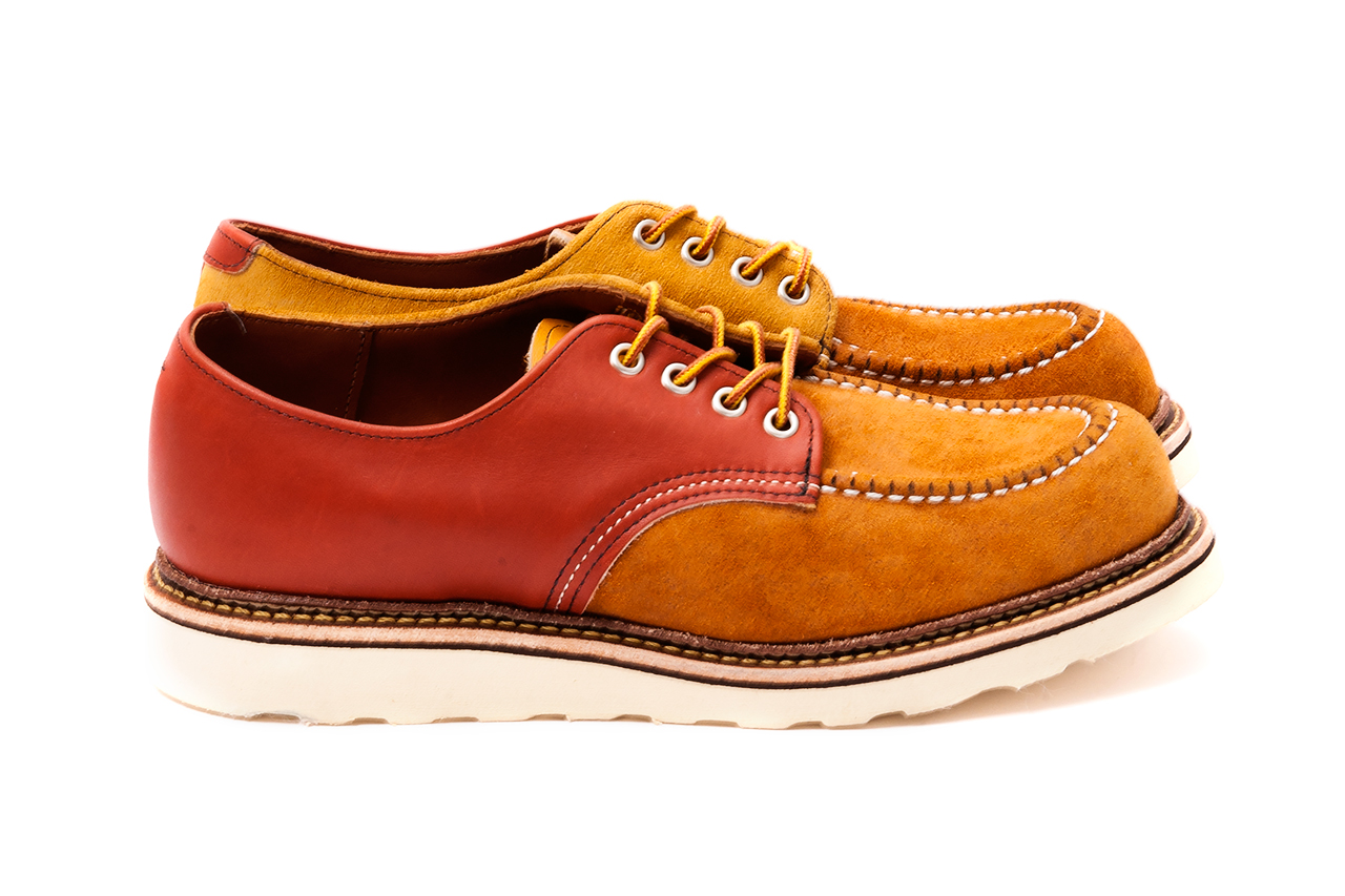 BEAUTY&YOUTH UNITED ARROWS x Red Wing 25th Anniversary Crazy Oxford