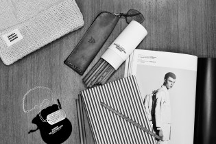 BEDWIN & THE HEARTBREAKERS 2013 Fall/Winter Accessories