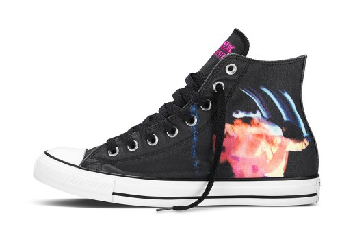 Black Sabbath x Converse 2014 Spring Collection