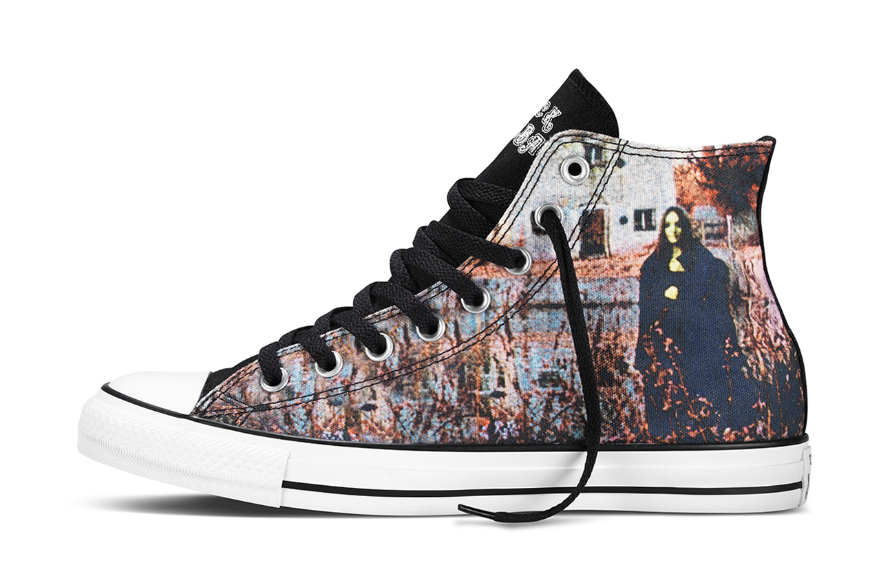 Black Sabbath x Converse 2014 Spring Collection