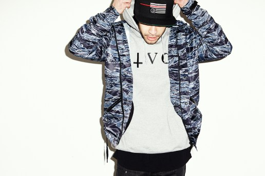 Black Scale 2014 Spring Lookbook