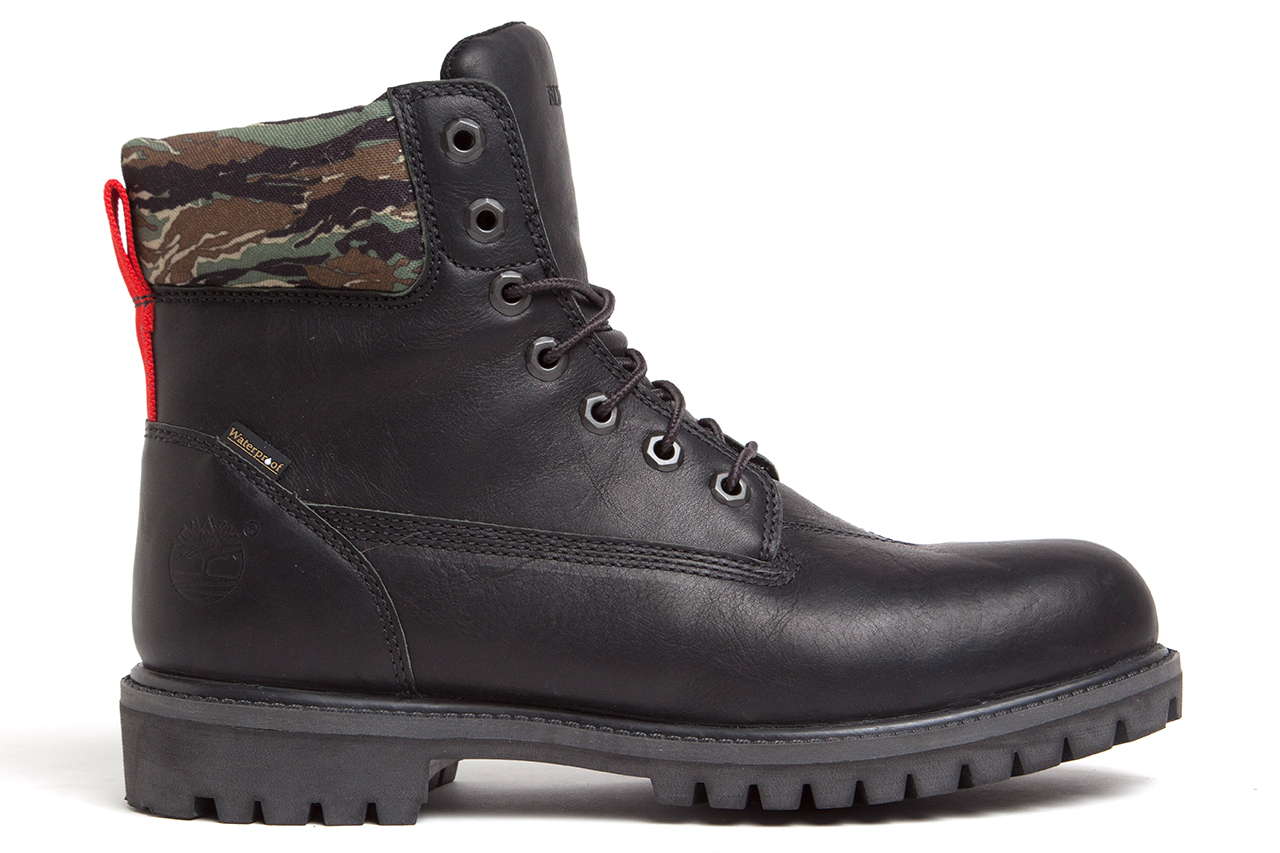 black scale x timberland 2014 fall collection