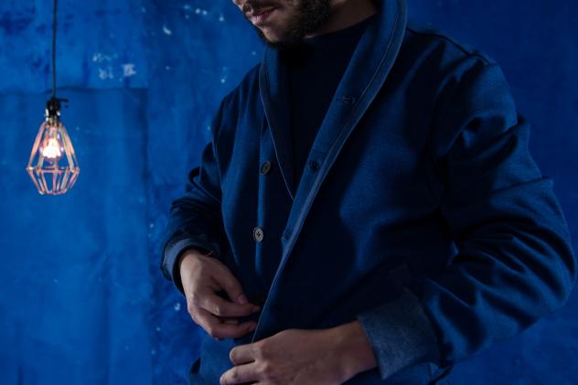 """Bleu De Paname 2014 Spring/Summer """"Indigo"""" Capsule Collection"""