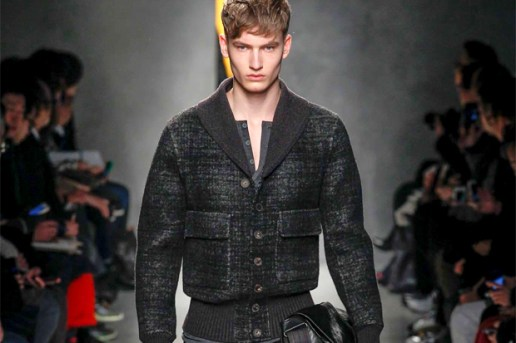 Bottega Veneta 2014 Fall/Winter Menswear Collection