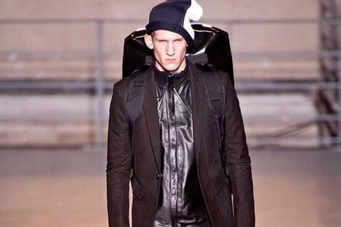 Boris Bidjan Saberi 2014 Fall/Winter Collection