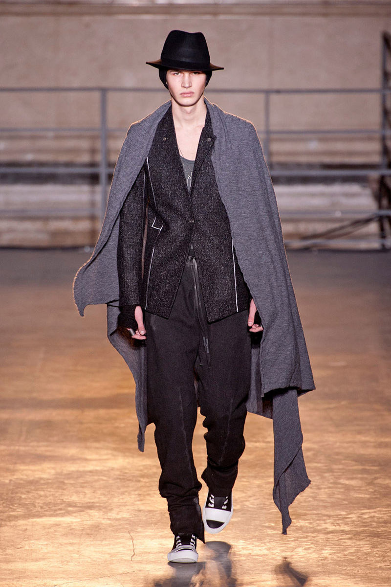 boris bidjan saberi 2014 fall winter collection