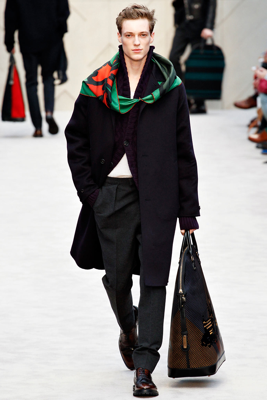 Burberry Prorsum 2014 Fall/Winter Collection
