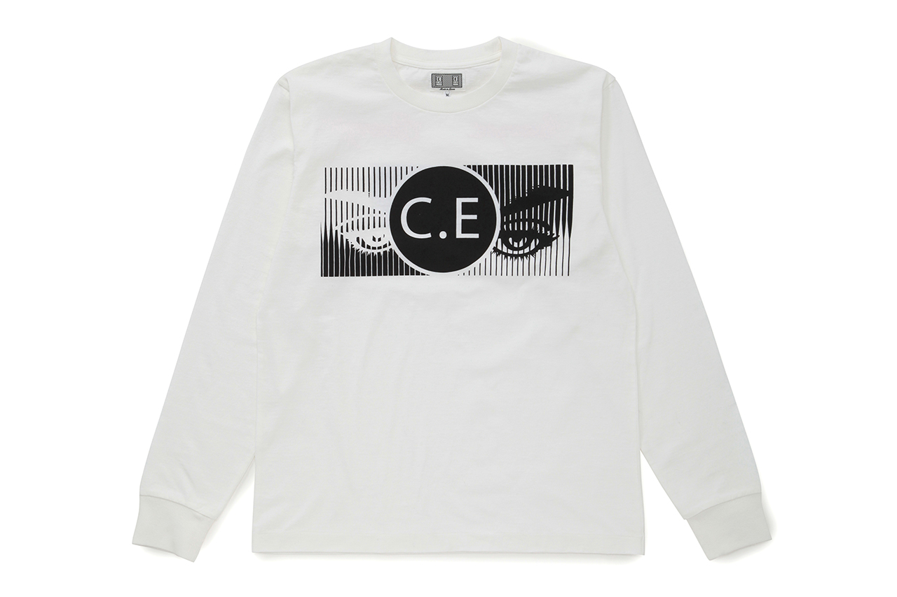 C.E x Beauty & Youth 2014 Spring/Summer Collection
