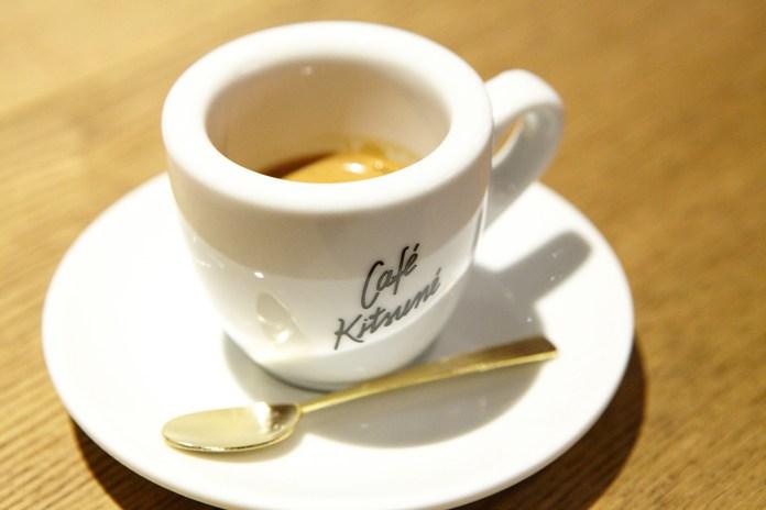 Café Kitsuné Paris Opening