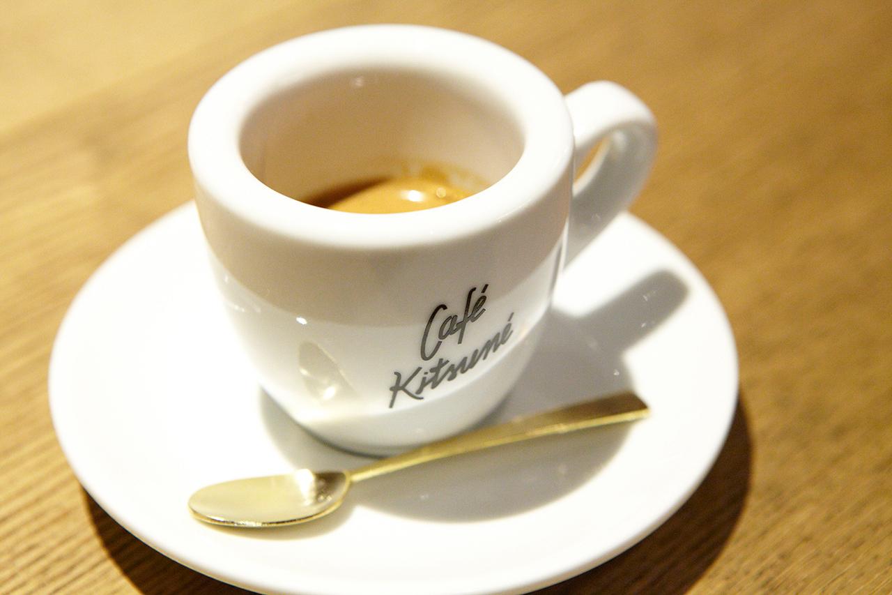 cafe kitsune paris opening