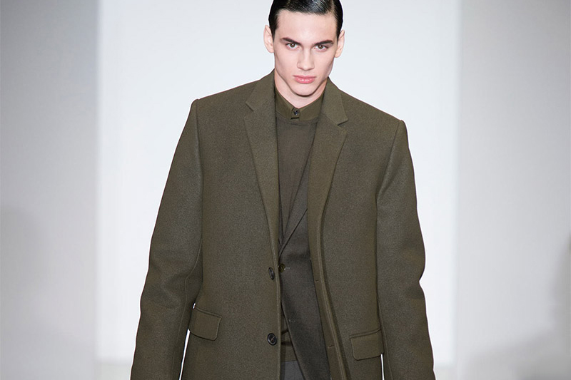 Calvin Klein 2014 Fall/Winter Collection