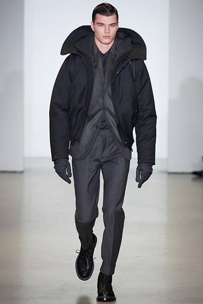 Calvin Klein 2014 Fall/Winter Collection