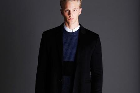 Calvin Klein 2014 Pre-Fall Lookbook