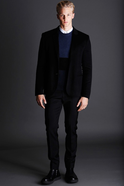 calvin klein 2014 pre fall lookbook