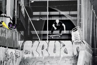 "Carhartt Work In Progress x Kingpin Magazine ""Time Chase"" Video featuring Phil Zwijsen"