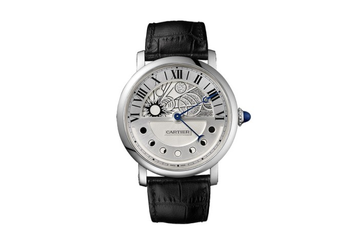 Cartier Rotonde de Cartier Day & Night