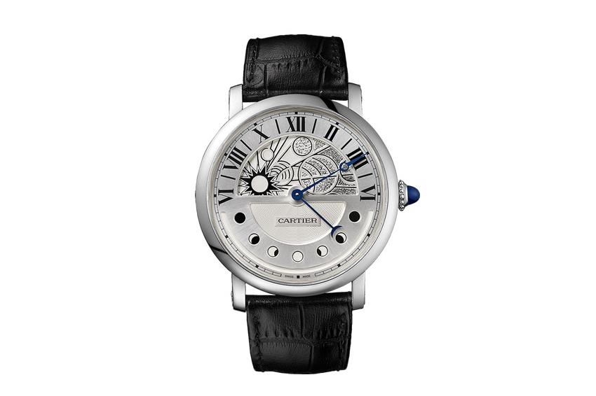 Cartier Rotonde de Cartier Day & Night