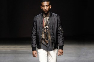 Casely-Hayford 2014 Fall/Winter Menswear Collection