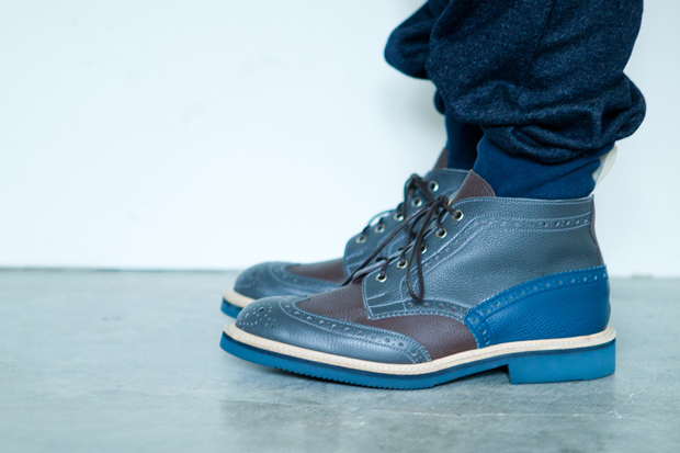 CASH CA x Tricker's 2014 Spring Capsule Collection