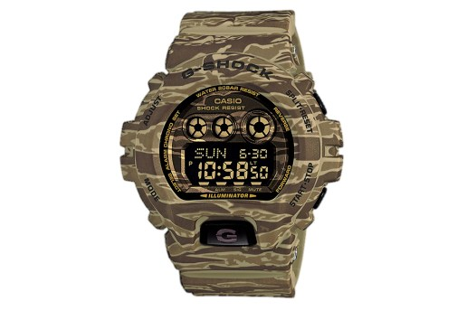 "Casio G-Shock GD-X6900CM ""Camo"" Pack"