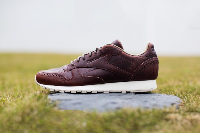 CF Stead x Reebok Classic Leather Lux