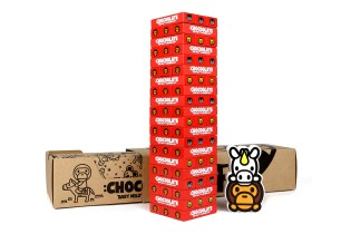 """:CHOCOOLATE x A Bathing Ape BABY MILO """"Year of the Horse"""" Collection"""