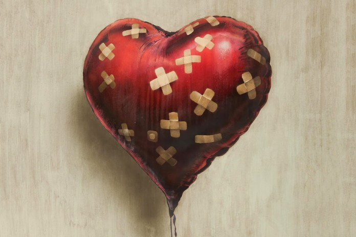 Chris Martin Buys Banksy's 'The Healing Balloon' for $650,000 USD