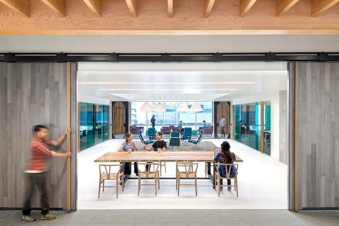 Inside Cisco-Meraki's San Francisco Office