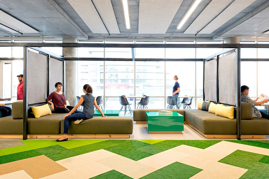 Inside Cisco-Meraki's San Francisco Office