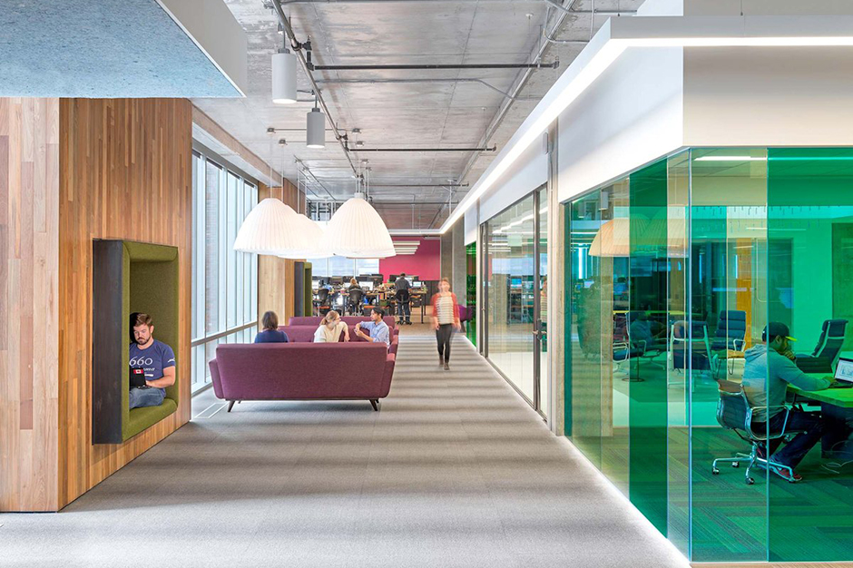 inside cisco merakis san francisco office