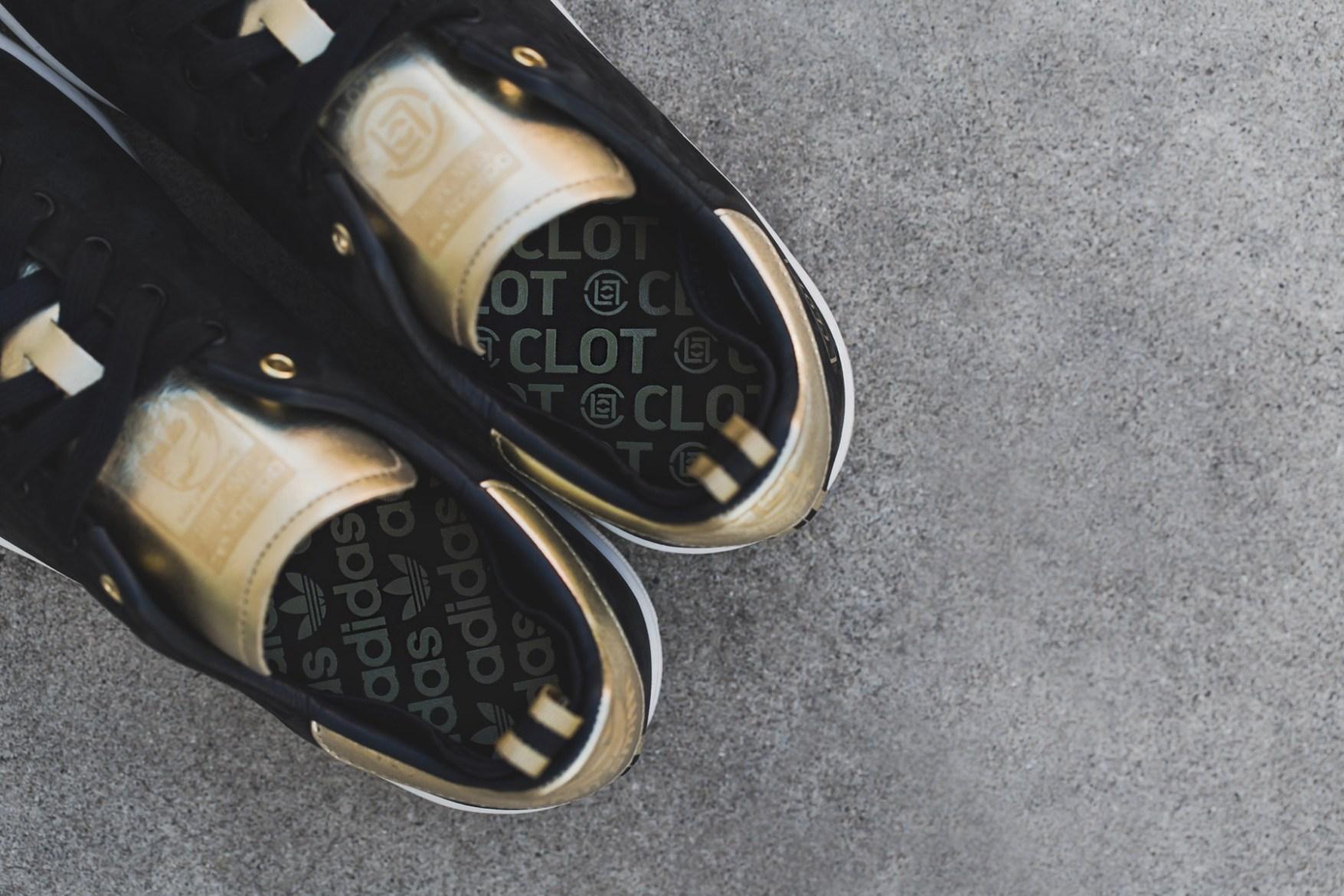 CLOT x adidas Originals Stan Smith