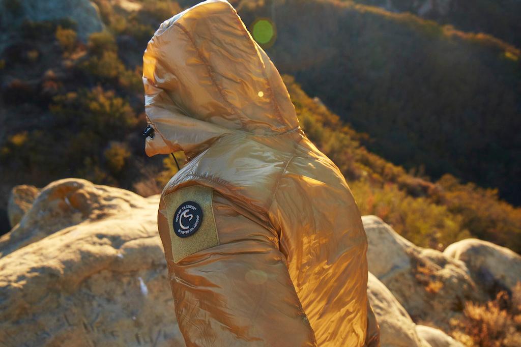COLDSMOKE Qannik Micro Ripstop Jacket