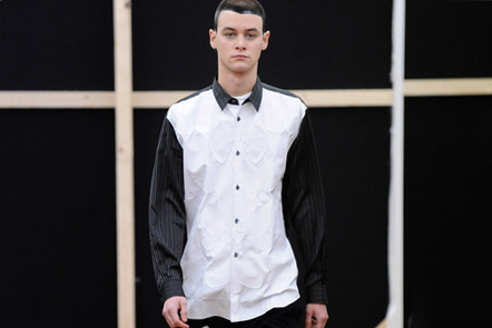 COMME des GARÇONS SHIRT 2014 Fall/Winter Collection